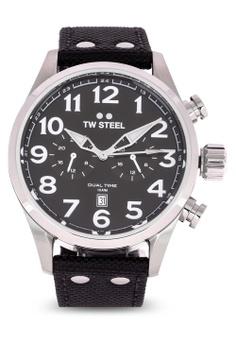 6ec77d943611c TW Steel black VS8 Chronograph Watch C3430ACDCADC07GS 1