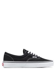 3c3ad89e9f9 VANS black Core Classic Era Sneakers VA142SH03ESYSG 1