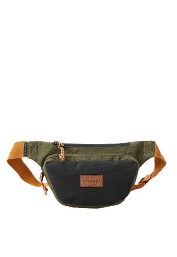 Rip Curl green Waist Bag Small Combine 1721DACD3AA990GS_1