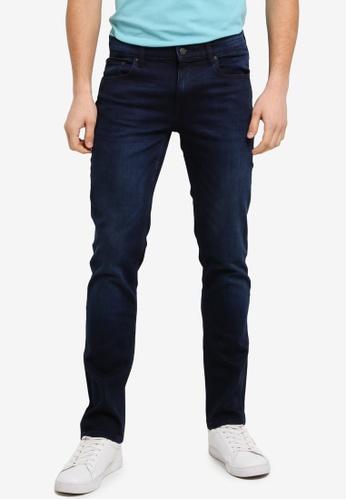 BOSS navy 63 Helsinki Jeans - Boss Casual 3F358AA36619ADGS_1