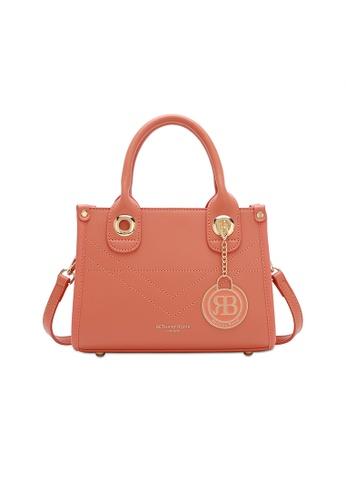 Bethany Roma orange Bethany Roma Sling Bag - Orange 0EA16AC4D63905GS_1