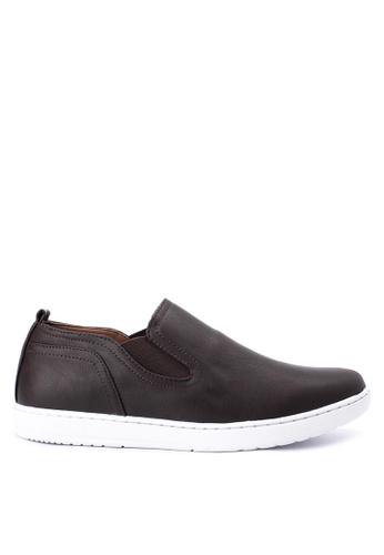 H2Ocean brown Finnick Loafers H2527SH19MMIPH_1