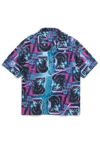Twenty Eight Shoes Stylish Printed Shirt 2039S20 AFB7DAA5F9BDD8GS_1