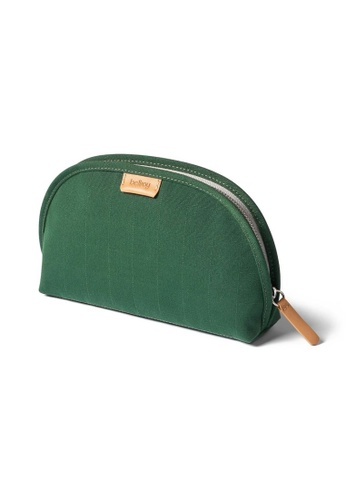 Bellroy green Bellroy Classic Pouch - Forest (Recycled) DDCD2ACB22AD4FGS_1
