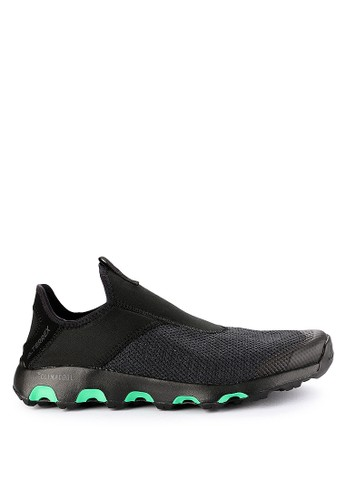 adidas black adidas terrex climacool voyager slip-on shoes