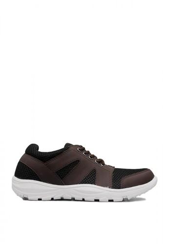 D-Island brown D-Island Sneakers Sporty New Comfort Brown 1A6E1SH2617BCEGS_1