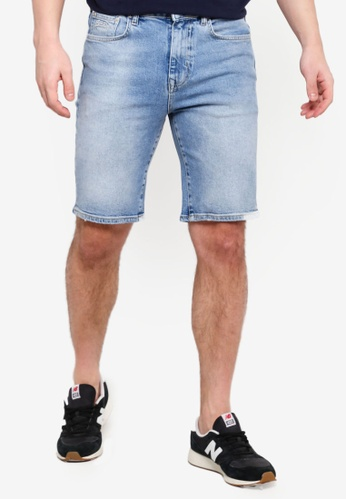 Superdry 藍色 Tyler Slim Shorts D18A0AA98C97C9GS_1