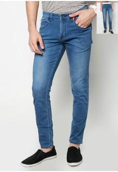 Unisex One Jeans Denim Pants