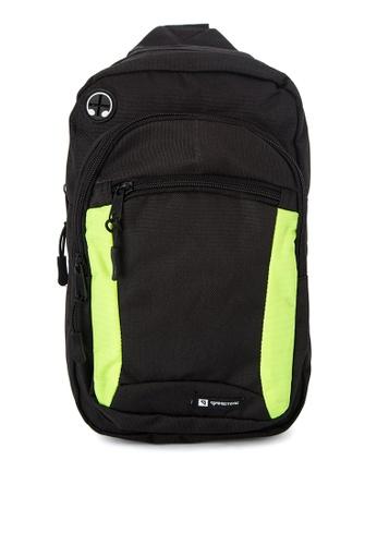 Gametime black Gametime Shoulder Bag GA593AC0JTA9PH_1