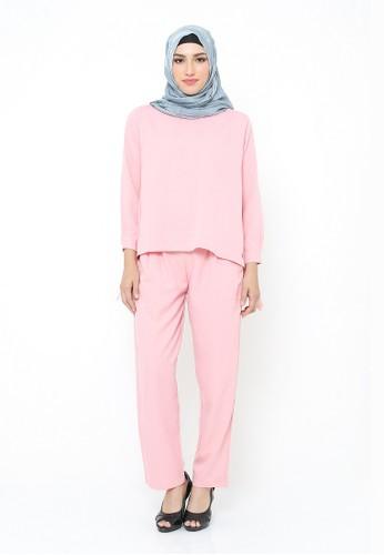 XQ pink Jenna Set Pink XQ148AA0WF9DID_1
