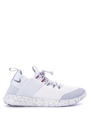 Nike grey Women's Nike Free RN Commuter 2017 Utility Running Shoes  NI126SH0KPY1PH_1