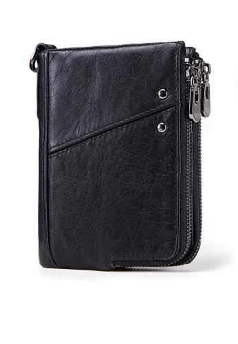 Twenty Eight Shoes Vintage Genuine Leather RFID Security Multifunctional  Wallet BP852 FEB8DAC4A88722GS_1