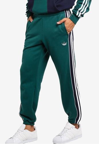 adidas Originals 3 Stripe Panel Sweatpants