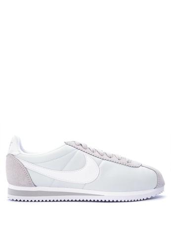Nike white Women's Nike Classic Cortez Nylon Shoes NI126SH0STTJMY_1
