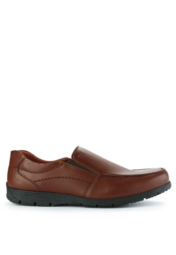 Watchout! Shoes brown Casual Loafer 13611SH9BA6F71GS_1