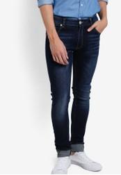 Electro Denim Lab blue Indie Skinny Jeans EL966AA39UMIMY_1