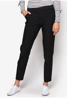 Stretch Twill Long Pants