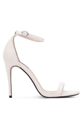 1ce643e27660 Shop ZALORA Classic Ankle Strap Heels Online on ZALORA Philippines