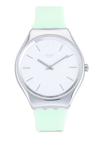 Swatch green Skin Aloe Watch 88A46ACE241A8AGS_1