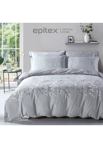 Epitex Epitex CP2033-2 900TC 100% Cotton Bedsheet - Fitted Sheet Set (w/o quilt cover) 8062BHL713B45EGS_1