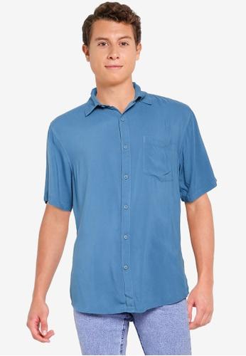 Cotton On multi Cuban Short Sleeve Shirt BFD0EAA8DE10D1GS_1