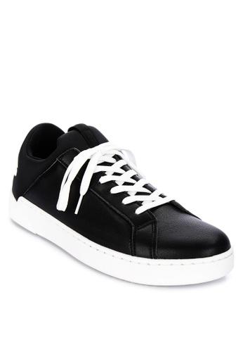 Levi's black Mullet Sneakers 855BASH1C46E13GS_1