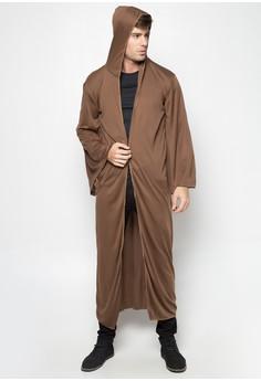 Karnival Hooded Robe Adult