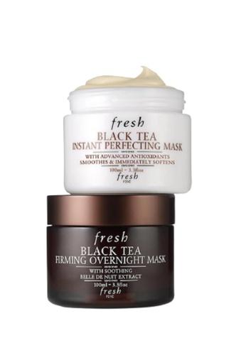 FRESH Fresh Black Tea Age-Delay For Day & Night Sets C5A2DBE74F8A05GS_1