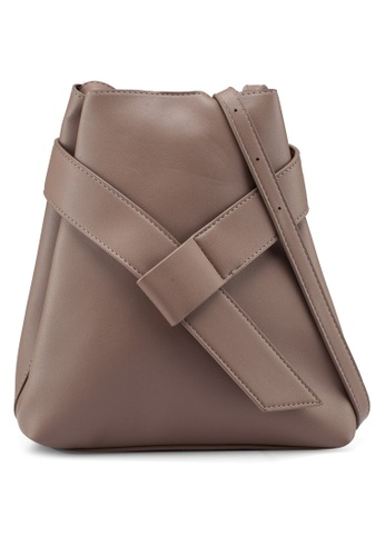 Berrybenka brown Layla Martha Shoulder Bag A4C90ACABCA227GS_1