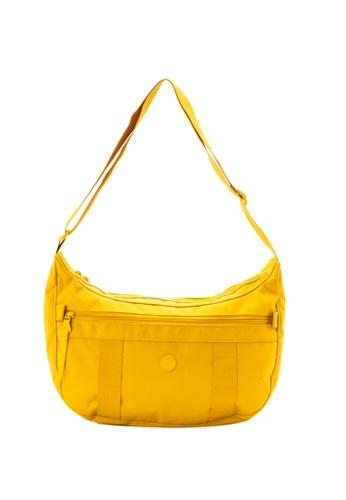 MORAL orange Napier Satchel - Large - Honey 65243AC71C45DFGS_1