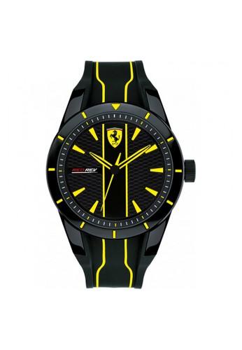 Scuderia Ferrari black Ferrari RED REV 20429AC7369F8EGS_1