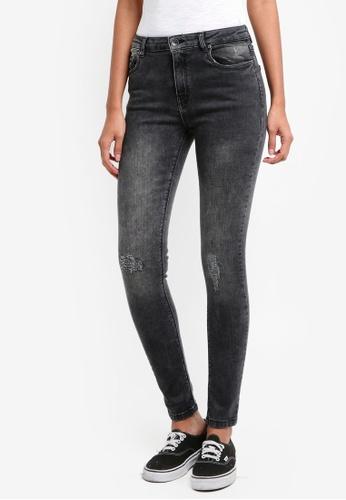 Superdry grey Sophia Skinny Jeans BA2E4AAD0DA46DGS_1