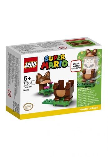 LEGO multi LEGO Super Mario 71385 Tanooki Mario Power-Up Pack (13 Pieces) 88163TH69C888FGS_1