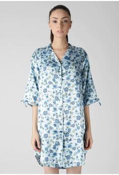 Baju Tidur Blue