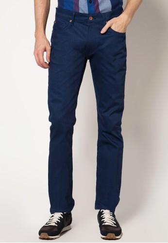Lee Long Pants Llpm709l1bln25s Blue
