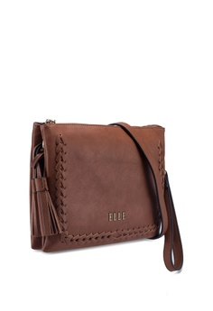 79c78c7a1b6e2e 10% OFF Elle Mercy Sling Bag RM 269.00 NOW RM 242.00 Sizes One Size