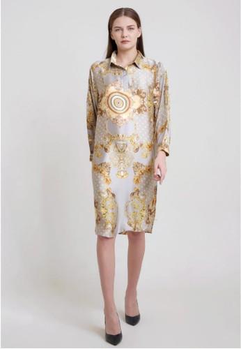 caco. grey gucci dress 544A0AA54D35B1GS_1