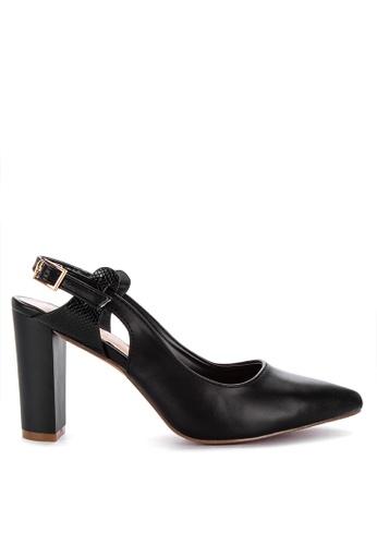 74984869b3c Shop Suki Pointed Toe Slingback Heels Online on ZALORA Philippines