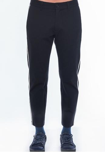 Alpha Style black Yuma Track Pants AL461AA0GMCGSG_1