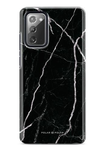 Polar Polar black Secret Dark Dual-Layer Tough Case Glossy For Samsung Galaxy Note20 5G 34419ACDA85872GS_1