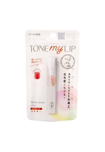 Mentholatum Mentholatum TONE My Lip (Brigh Up Red) 2.4g 75472BE700660DGS_1