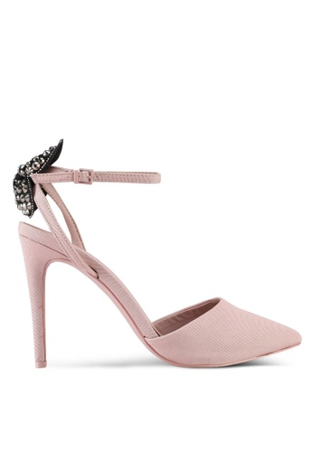 Call It Spring pink Sagira Strappy Heels ADDE7SH42DDC77GS_1