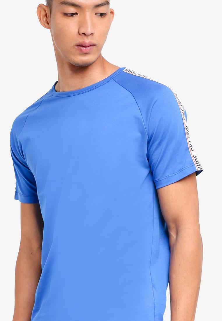 amp; Nautical Fit Cosada Short Blue Tee Jones Sleeve Jack P68YIwqxYn