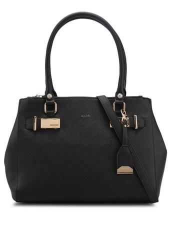 ALDO black Scammell Handbag 9180AACBD8D5A9GS_1