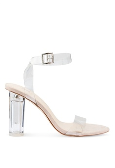 c7618a0ef20 Nose beige Clear Transparent Sandals DA674SH432496FGS 1
