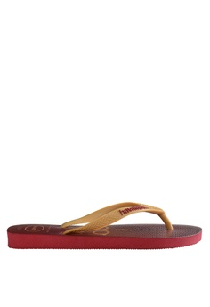 38c30b925c44b Havaianas red Top Harry Potter Flip Flops C4E57SH45AE96AGS 1
