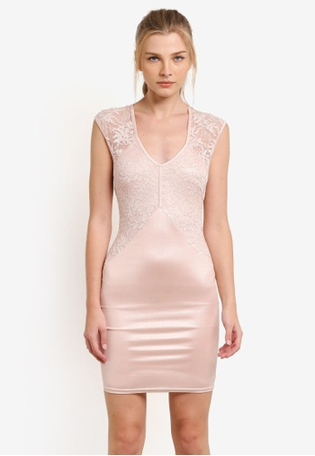 TFNC pink Sylvia Dress TF379AA0S3G1MY_1