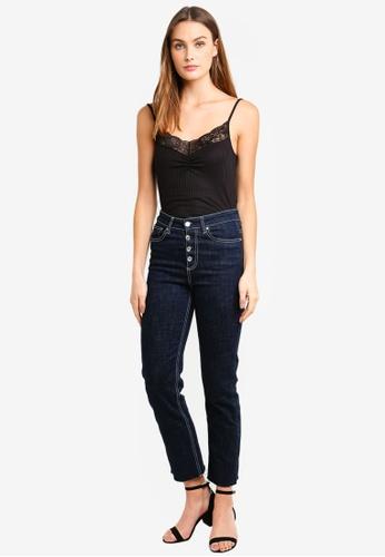 409dbe9984f93b Buy ONLY Mila Back Lace S L Singlet Online on ZALORA Singapore