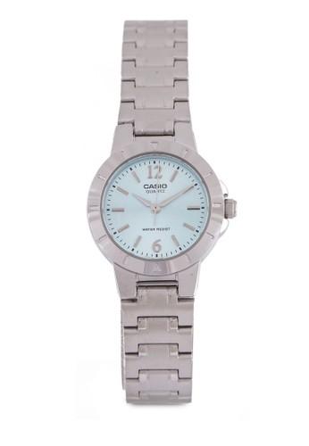 Caesprit鞋子sio LTP-1177A-3ADF 不銹鋼手錶, 錶類, 不銹鋼錶帶