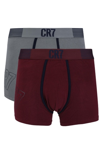 CR7 multi Fashion 2-Pack Trunks EBE72USC77A21CGS_1